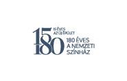 Nemzeti Színház (15/180-as logo)